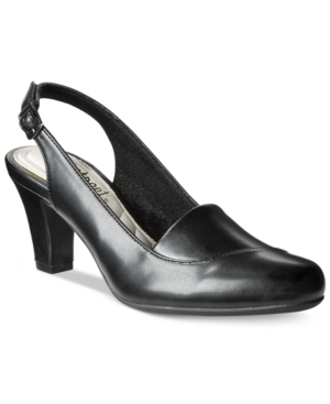 Easy Street Tribella Slingback Pumps Women's Shoes