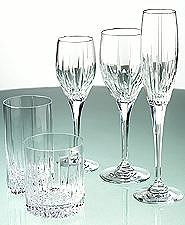 Crystal Highball Glasses - By MIKASA - Compare Prices, Reviews and