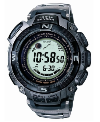 G-Shock Watch, Men's Titanium Bracelet PAW1500T-7V