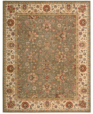 Nourison Rugs Persian Legacy Pl03 Olive Rugs Macy S