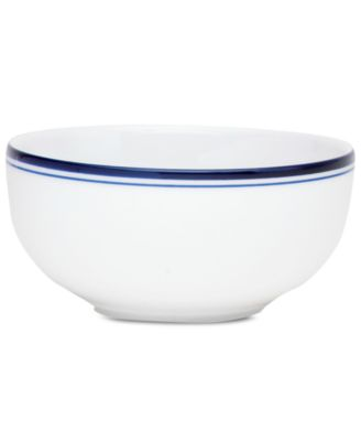 Dansk Dinnerware, Christianshavn Blue Fruit or Cereal Bowl