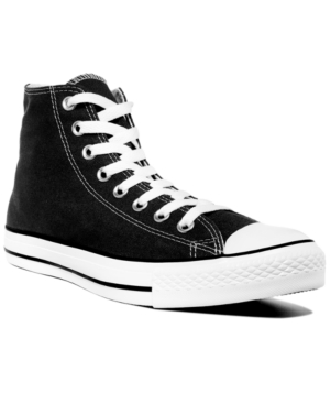 Converse Men's Chuck Taylor All Star Hi Top Sneakers from Finish Line