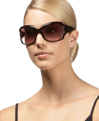 Nine West Square Sunglasses - Modern Sunglasses