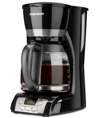 Black & Decker DCM2160 Coffee Maker, 12-Cup Drip