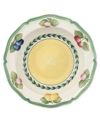 Villeroy & Boch Dinnerware, French Garden Fleurance Rim Cereal Bowl