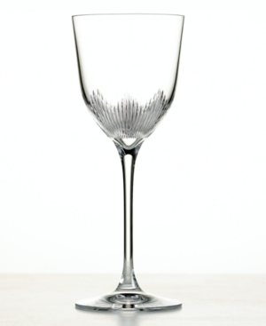 "Martha Stewart Collection with Wedgwood ""Sundew"" Wine Glass"