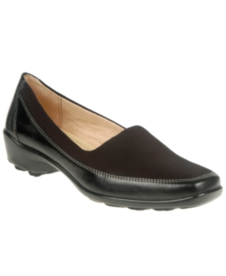 Leather Slip On Shoes - Naturalizer
