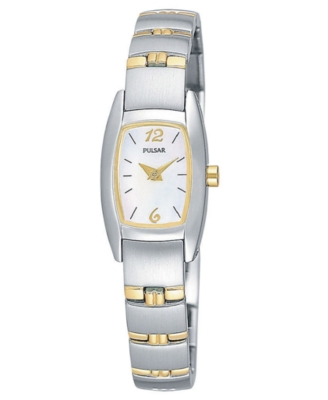 Pulsar Watch, Women's Stainless Steel Bracelet PJ5107