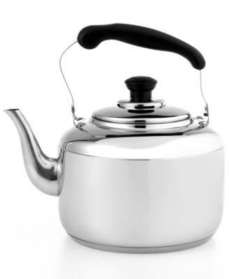 Martha Stewart Collection 4 Qt. Tea Kettle