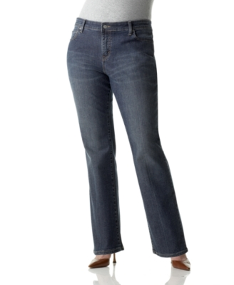 Levi's Plus Size Jeans, 590 Fuller Waist Twilight Wash