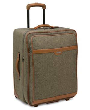 "Hartmann Suitcase, 24"" Tweed Expandable Upright"