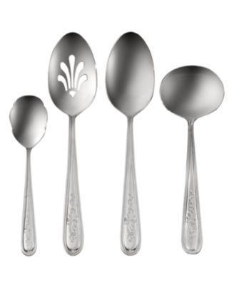 Lenox Opal Innocence 4-Piece Hostess Set