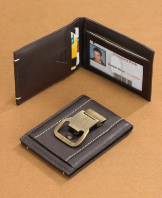 GUESS Kingsman Front Pocket Wallet