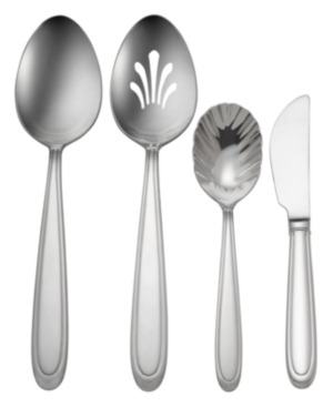"Waterford ""Ballet Icing"" 4-Piece Hostess Set"