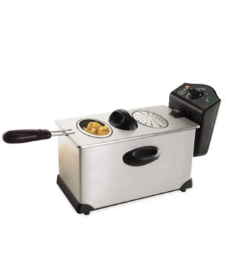 Bella Stainless Steel Deep Fryer