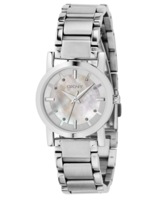 DKNY Watch, Women's Stainless Steel Bracelet NY4519