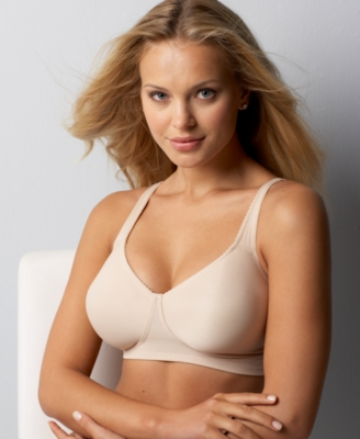 Wacoal Bra, Light Lift Soft Cup Wireless Minimizer