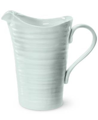 Portmeirion Serveware, Sophie Conran Celadon Medium Pitcher