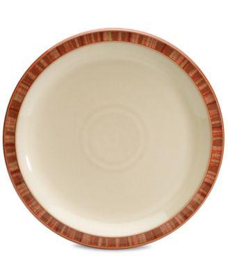 Denby Dinnerware, Fire Decorated Dinner Plate
