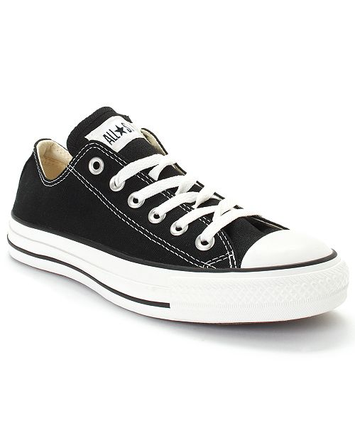 Converse Women S Chuck Taylor All Star Ox Casual Sneakers From Finish Line Reviews Finish Line Athletic Sneakers Shoes Macy S