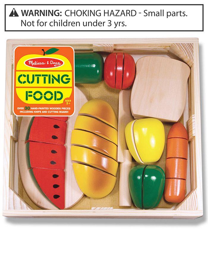 Melissa and Doug - Cutting Food Box