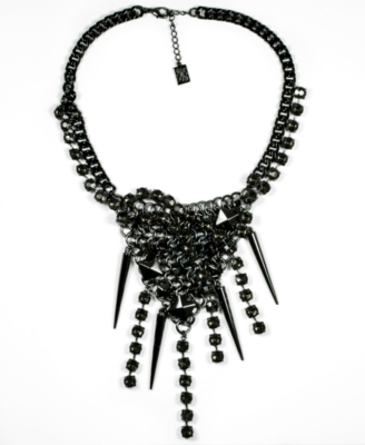 Rachel Rachel Roy Necklace, Hemamtite - Statement Necklace