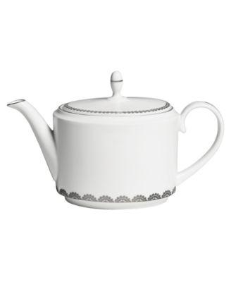 Vera Wang Wedgwood Dinnerware, Flirt Teapot