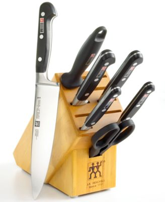 Zwilling J.A. Henckels Twin Professional-S 8-Piece Cutlery Set