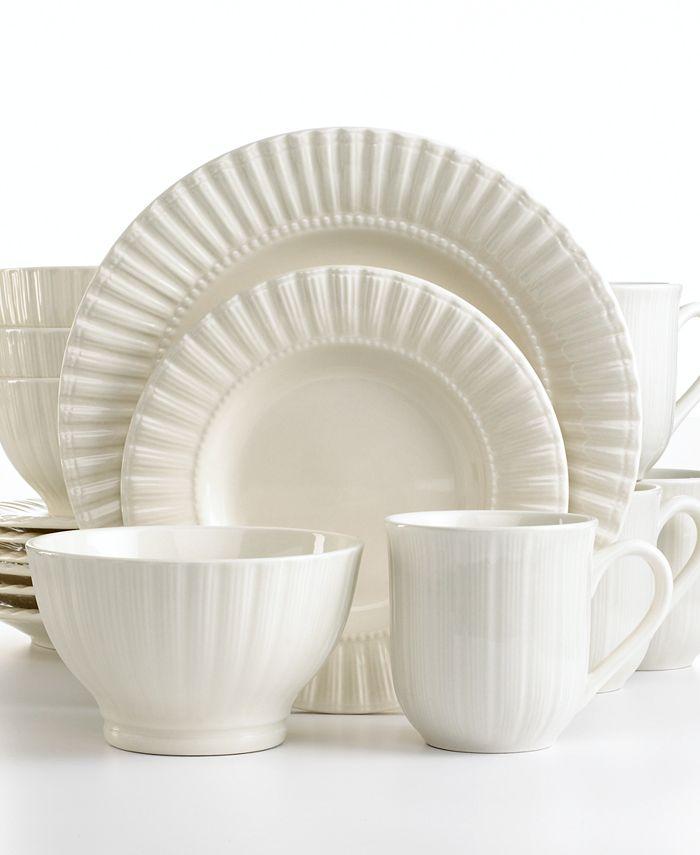 Thomson Pottery - Dinnerware, Maison 16 Piece Set
