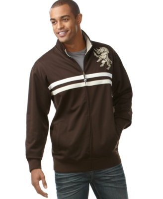 Stand Tall Track Jacket - Sporty Men's Track Jackets