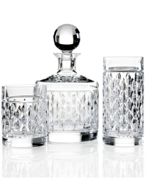 Lauren Ralph Lauren Drinkware, Set of 4 Aston Double Old-Fashioned Glasses