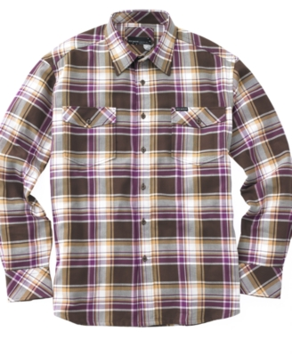 Rocawear Shirt, Scotch Plaid