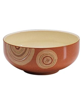 Denby Dinnerware, Fire Cereal Bowl
