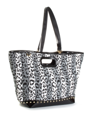 Betseyville by Betsey Johnson Handbag, Spot it Up Tote, Large