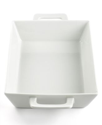 The Cellar Dinnerware, Whiteware Lasagna Baker