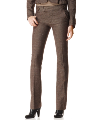 Rampage Pants, Skinny Suiting Lurex