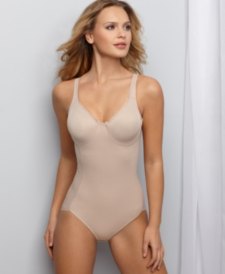 Naomi & Nicole Body Briefer, Unbelievable Comfort