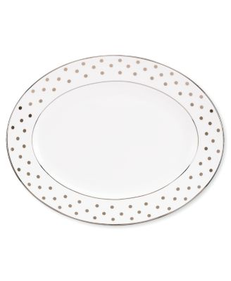 kate spade new york Larabee Road Oval Platter