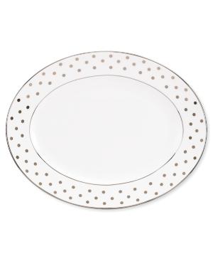 kate spade new york Dinnerware, Larabee Road Oval Platter