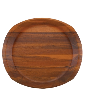 Dansk Wood Serveware, Small Tray