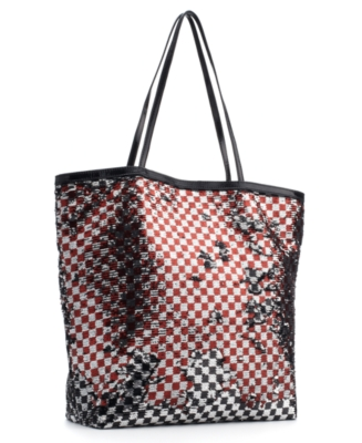 Betsey Johnson Handbag, Check Me Out Tote