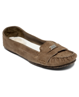 EMU Shoes, Alvie Flats Women's Shoes - Moccasins
