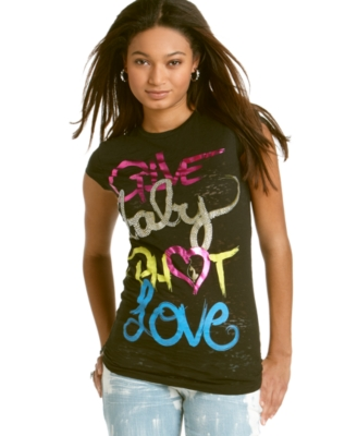 Baby Phat Top, Give Love Tee