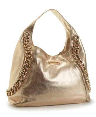 MICHAEL Michael Kors Handbag, ID Chain Hobo, Large