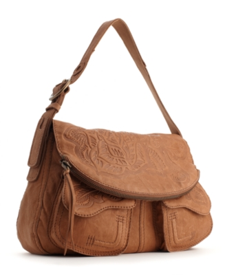 Lucky Brand Jeans Handbag, Ramblin' Rose Stash Bag