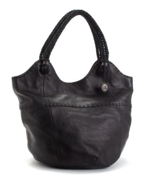 The Sak Handbag, Indio Leather Tote, Large - The Sak