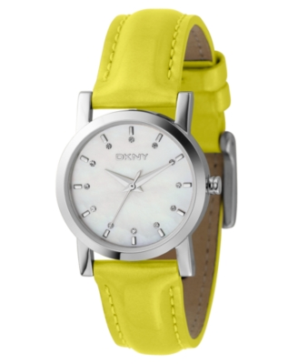Novelty Strap Watch - DKNY