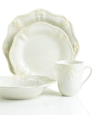 lenox dinnerware butler 39 s pantry gourmet 4 piece place