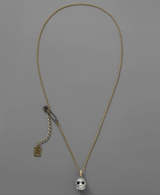 Rachel Rachel Roy Necklace, Skull