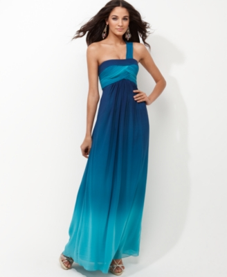 One Shoulder Dress - BCBG Max Azria